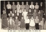 Mrs Hope's First Grade Class - Bill Russell, Finley Rd Elementary School